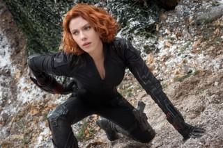 Scarlett Johansson in Avengers: Age of Ultron