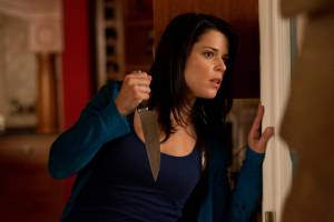 Scream 4: Neve Campbell (Sidney Prescott)