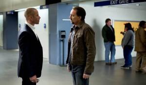 Seeking Justice: Guy Pearce (Simon) en Nicolas Cage (Will Gerard)