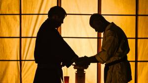 Sensei Redenshon: Benazir Charles (Shantal) en Raul de Windt (Sandro)