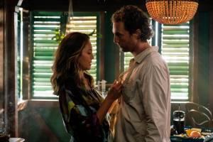 Serenity: Diane Lane (Karen) en Matthew McConaughey