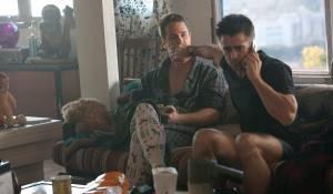 Sam Rockwell (Billy) en Colin Farrell (Marty)
