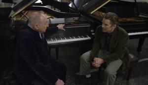Seymour Bernstein (Zichzelf) en Ethan Hawke (Zichzelf)