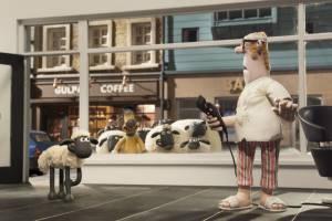 Shaun het schaap: de film filmstill