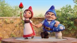 Sherlock Gnomes 3D (NL) filmstill