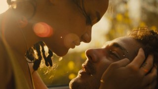 Sasha Lane en Shia LaBeouf in American Honey