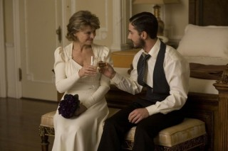 Julie Christie en Shia LaBeouf in New York, I Love You