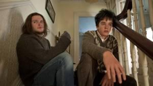 Sing Street: Jack Reynor (Brendan) en Ferdia Walsh-Peelo (Conor)