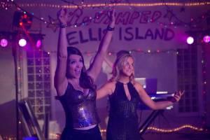 Sisters: Tina Fey (Kate Ellis) en Amy Poehler (Maura Ellis)