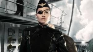 Sky Captain and The World Of Tomorrow: Angelina Jolie (Franky)