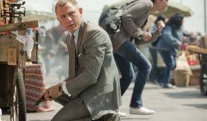 Skyfall: Daniel Craig (James Bond)
