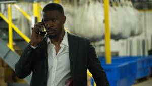 Sleepless: Jamie Foxx (Vincent Downs)