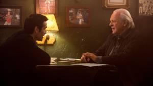 Solace: Colin Farrell en Anthony Hopkins (John Clancy)