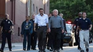 Solace: Jeffrey Dean Morgan (Agent Joe Merriweather) en Anthony Hopkins (John Clancy)