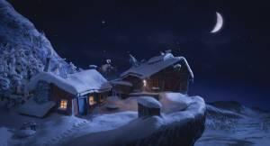 Solan en Ludwig en de Sneeuwmachine filmstill