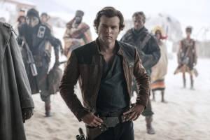 Solo: A Star Wars Story 3D: Alden Ehrenreich (Han Solo)