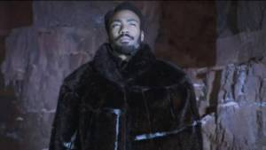 Solo: A Star Wars Story: Donald Glover (Lando Calrissian)