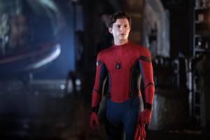 Spider-Man: Far From Home: Tom Holland (Peter Parker / Spider-Man)