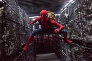 Spider-Man: Homecoming: Tom Holland (Peter Parker / Spider-Man)