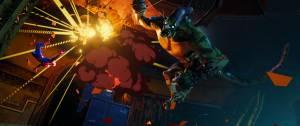 Spider-Man: Into The Spider-Verse 3D (NL) filmstill