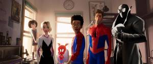Spider-Man: Into The Spider-Verse 3D filmstill