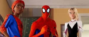 Spider-Man: Into The Spider-Verse (NL) filmstill