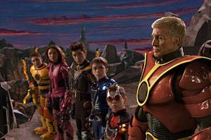 Spy Kids 3-D: Game Over filmstill
