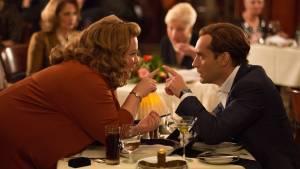Spy: Jude Law (Bradley Fine) en Melissa McCarthy (Susan Cooper)