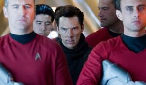 Benedict Cumberbatch (Khan)