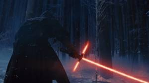 Star Wars: The Force Awakens: Adam Driver (Kylo Ren)