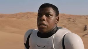 Star Wars: The Force Awakens: John Boyega (Finn)