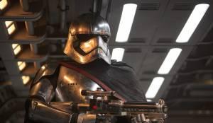 Star Wars: The Force Awakens: Gwendoline Christie (Captain Phasma)