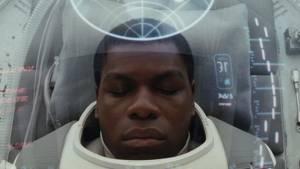 Star Wars: The Last Jedi 3D: John Boyega (Finn)