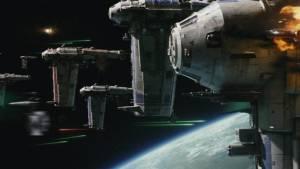 Star Wars: The Last Jedi 3D filmstill