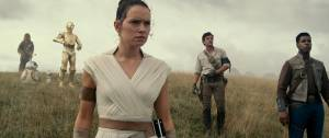 Star Wars : The Rise of Skywalker filmstill