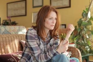 Still Alice: Julianne Moore (Dr. Alice Howland)