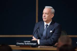 Sully: Tom Hanks (Chesley 'Sully' Sullenberger)