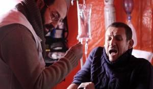 Supercondriaque: Kad Merad (Dr. Dimitri Zvenka) en Dany Boon (Romain Faubert)