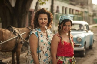 Susan Visser en Abbey Hoes in Verliefd op Cuba