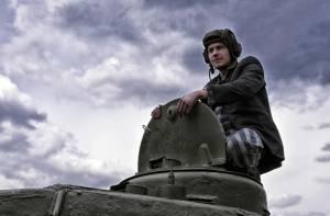 T-34: Alexander Petrov (Nikolay Ivushkin)
