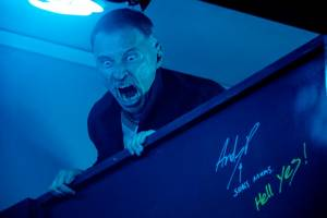 T2: Trainspotting: Robert Carlyle (Francis Begbie)