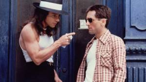 Taxi Driver: Harvey Keitel ('Sport' Matthew) en Robert De Niro (Travis Bickle (as Robert DeNiro))