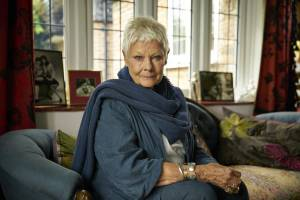 Tea with the Dames: Judi Dench (Zichzelf)