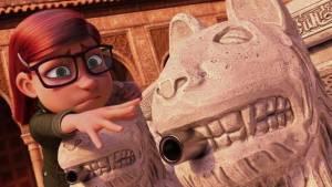 Ted & Het Geheim van Koning Midas 3D (NL) filmstill