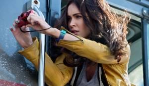 Teenage Mutant Ninja Turtles: Megan Fox (April O'Neil)