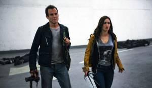 Teenage Mutant Ninja Turtles: Will Arnett (Vernon Fenwick) en Megan Fox (April O'Neil)