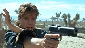 Terminator 2: Judgment Day: Linda Hamilton (Sarah Connor)