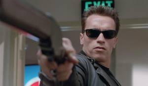 Terminator 2: Judgment Day: Arnold Schwarzenegger (The Terminator)