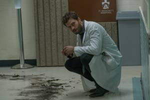 The 9th Life of Louis Drax: Jamie Dornan (Dr. Allan Pascal)