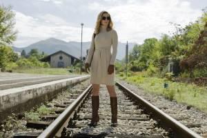 The American: Thekla Reuten (Mathilde)